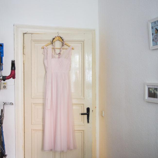 Hochzeitsvorbereitung in Berlin
